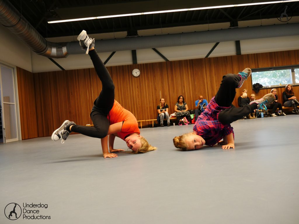 Underdog Dance Productions, Dansschool Gelderland
