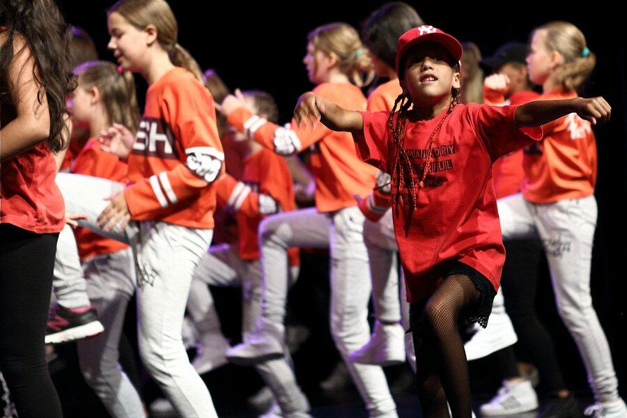 streetdance - Dansschool Arnhem
